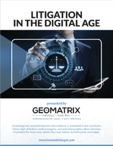 Geomatrix Digital Litigation Whitepaper